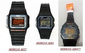 Relógios Aqua