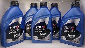 Óleo 5w-40 Elf Kit 5 Litros 100% Sintético Api Sn Original
