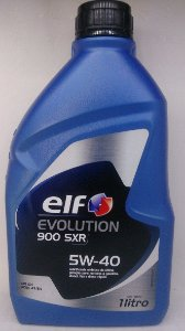 Óleo 5w40 Elf 100% Sintético Api Sn Evolution Original