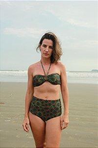 Top TQC - Hot Pants Nova - Estampa Sonhos