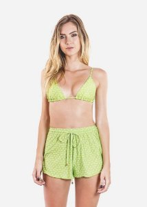 Shorts - Tribal - Verde