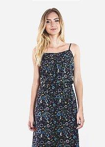 Vestido - Abacaxi - Preto