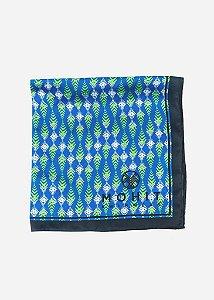 Lenço - Tribal - Azul