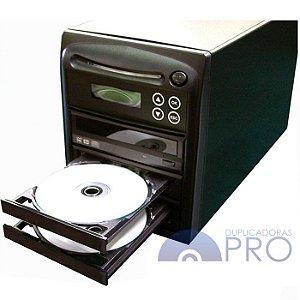 Duplicadora de DVD e Cd com 3 Gravadores - Grava Midias Dual Layer até 8.5GB - Samsung
