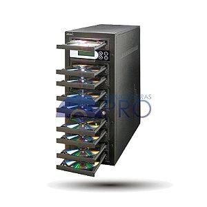 Duplicadora de DVD e Cd com 9 Gravadores - Pioneer