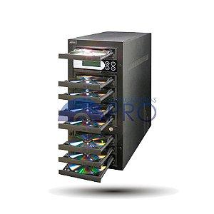 Duplicadora de DVD e Cd com 8 Gravadores - Pioneer