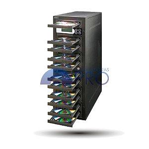 Duplicadora de DVD e Cd com 11 Gravadores - Pioneer