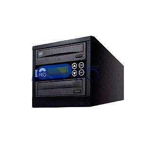 Duplicadora de DVD e CD com 2 Gravadores Sony 7240s - Sony