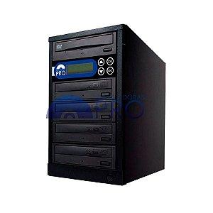 Duplicadora de DVD e CD com 5 Gravadores Sony 7240s - Sony