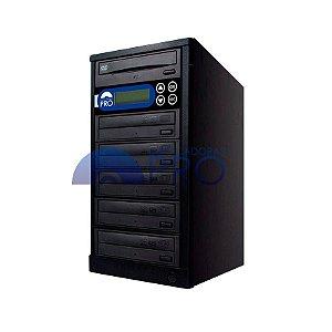 Duplicadora de DVD e CD com 6 Gravadores Sony 7240s - Sony