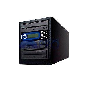 Duplicadora de DVD e CD com 3 Gravadores Sony 7240s - Sony