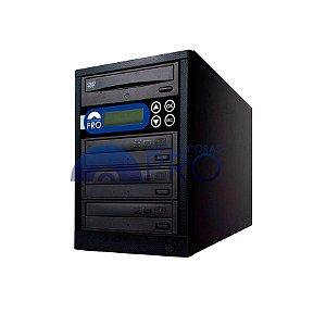 Duplicadora de DVD e CD com 4 Gravadores Sony 7240s - Sony