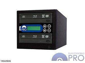 Duplicadora de Blu-ray com 2 Gravadores - Philips Lite-on
