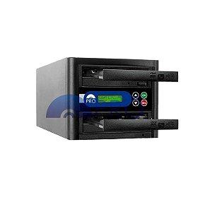 Duplicadora de DVD e CD com 2 Gravadores Sony 5280s