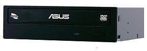 Gravador Asus Gravador DVD e CD Modelo DRW -24F1MT B