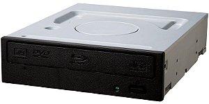 Gravador de Blu-Ray Pioneer Sata 16X BD-R 2X BD-RE BDR-208DBK