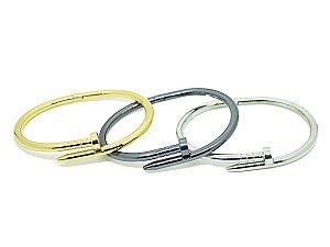 Bracelete Cabeça de Prego 316L