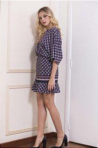 Vestido Idalina Raizz