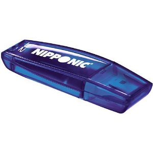 Pen Drive 32GB Nipponic C400 - Azul