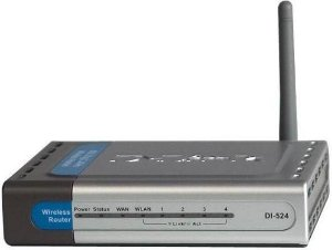 Roteador Wireless Dlink Di-524 150mbps