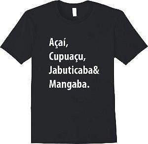 Açaí, Cupuaçú, Jabuticaba & Mangaba