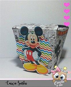 Caixa Sushi Mickey