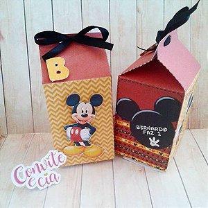 Caixa Milk Mickey