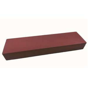 Pedra De Afiar Fina #400 Temperada Vaselina Oxido Aluminio