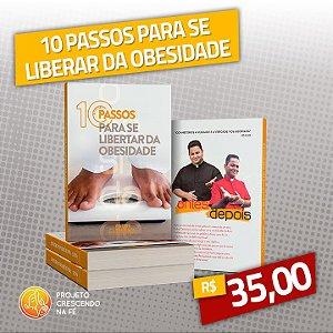 10 PASSOS PARA SE LIBERTAR DA OBESIDADE