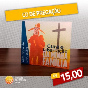 CD DUPLO DE PREGAÇÕES SOBRE A FAMÍLIA