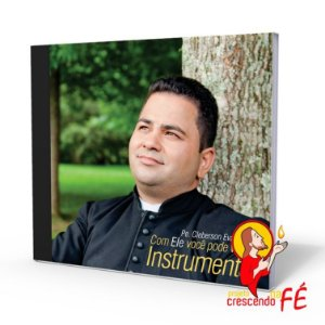 CD Instrumental - Com Ele você pode vencer -