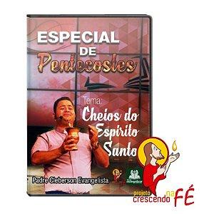 DVD ESPECIAL DE PENTECOSTES