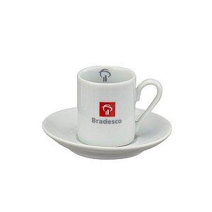 Xícara Café com Pires Brasilia 60 ml