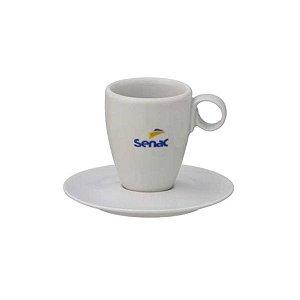 Xícara Café com Pires Holandesa 70 ml
