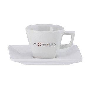 Xícara Café com Pires Quartier 75 ml