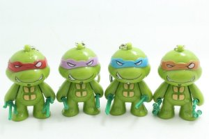 Chaveiro - Tartarugas Ninja