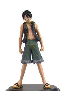 Boneco Luffy - One Piece
