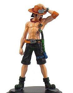 Boneco Ace - One Piece