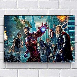 Adesivo - Vingadores (Avengers)