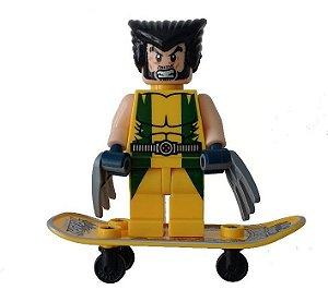 Big Lego - Wolverine