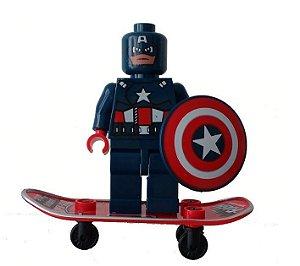 Big Lego - Capitão América
