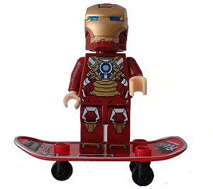 Big Lego - Homem de Ferro