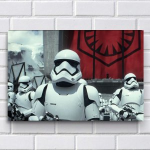 Adesivo Star Wars - Stormtrooper