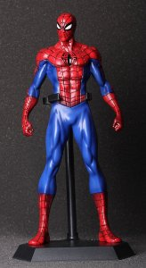 Estátua Homem Aranha