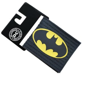 Carteira DC Comics Oficial - Batman