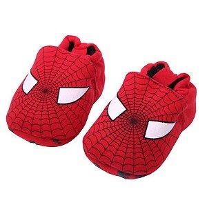 Sapatinho Bebê - Homem Aranha