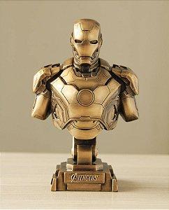Estátua Armadura Homem de Ferro
