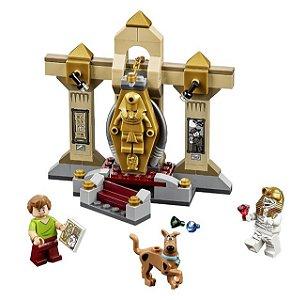 Lego Scooby-Doo - Mistério no Museu