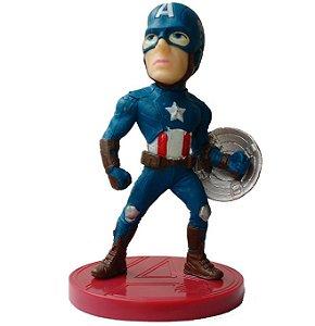 Miniatura Capitão América  - Avengers