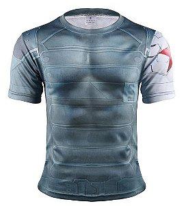 Camisa Capitão América Classic War